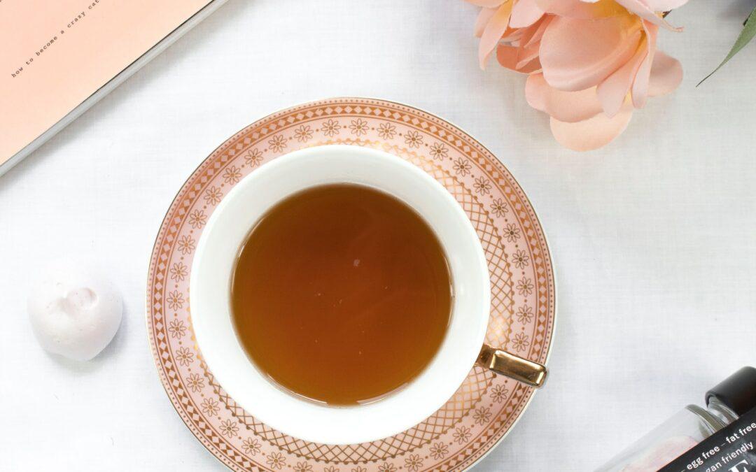 Trilógia čajov preženy